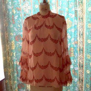 Super beautiful Anthropologie NWT Nikasha blouse !
